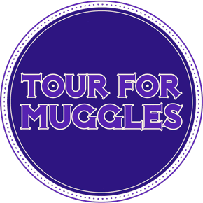 Tour for Muggles badge illustration